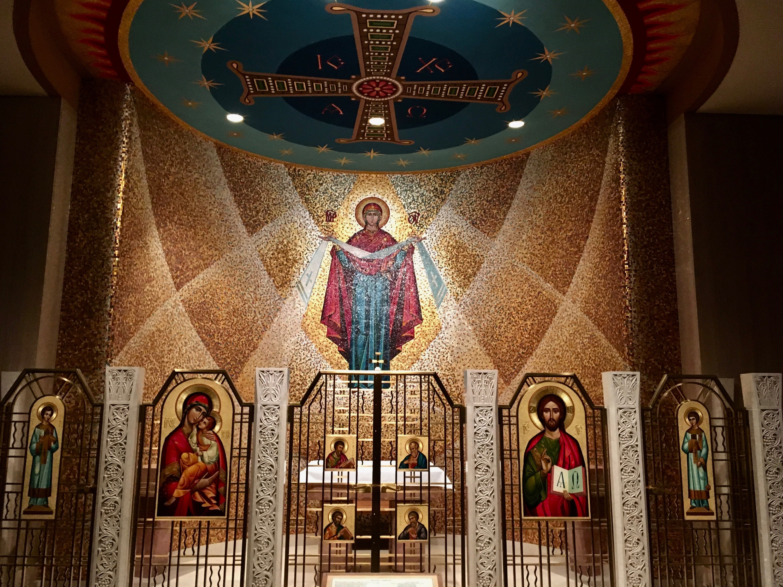 Ruthenian Chapel in National Basilica